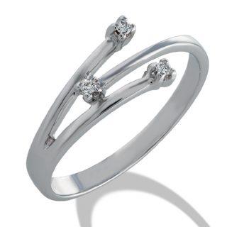 Trilogy diamanti e oro bianco gemoro