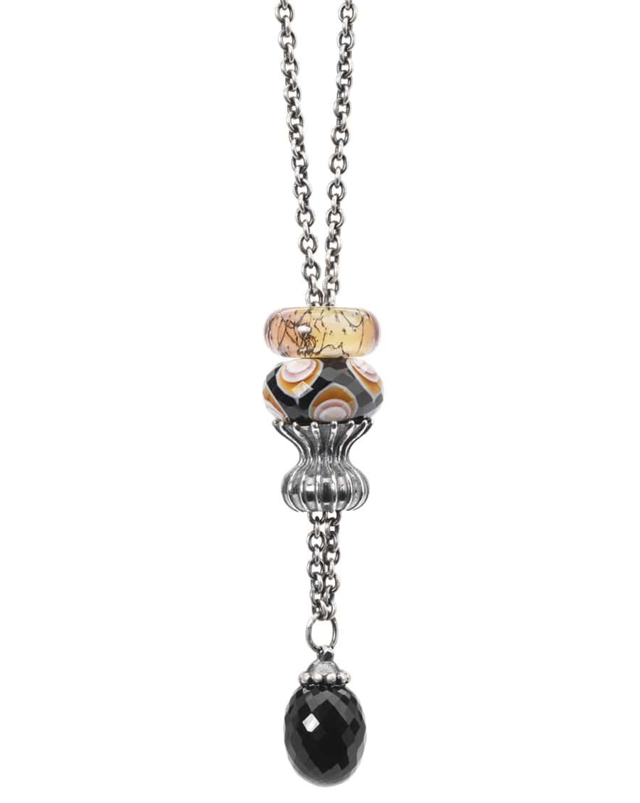 Trollbeads Tracce d'oro gioielli maglie collana ciondolo regali di natale 2017