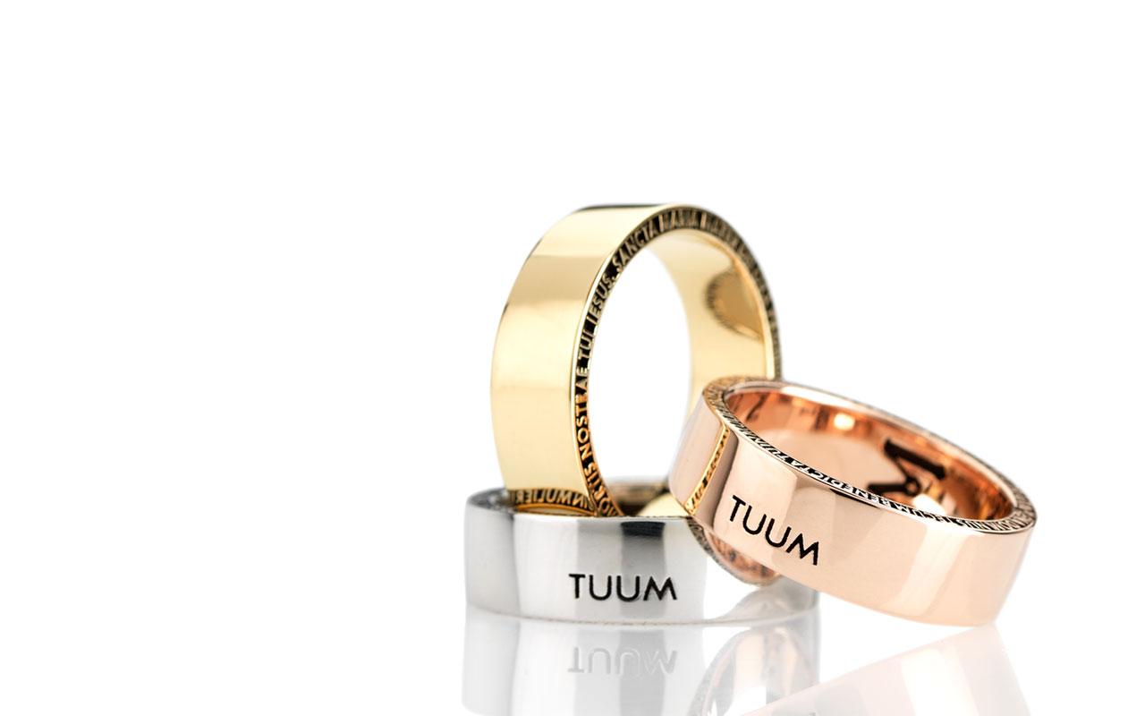 anelli tuum anelli numero uno gold tuum gioielli made in italy