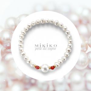 Bracciale di Perle Mikiko