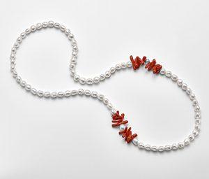 Collana di Perle Mikiko - MC7078A4FDBI910