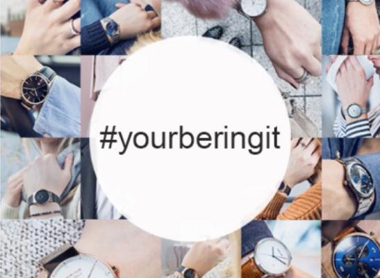 Concorso #YouBeringIt